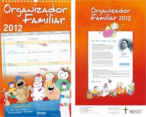Organizador Familiar: otro básico indispensable.