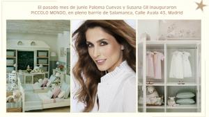 Paloma, Marta, Carmen, Casilda y Jimena.
