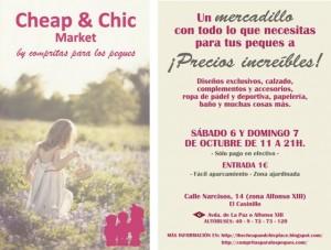 Nervios pre-mercadillo Cheap&Chic by Compritas