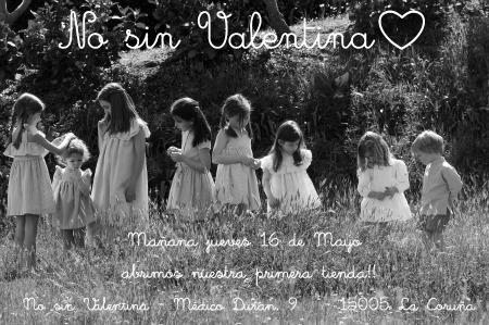 Buenas noticias by No Sin Valentina.