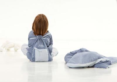 Los pijamas de bordar y otras cosas más.