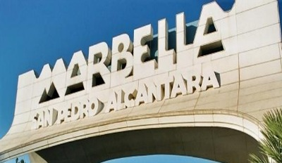 Marbella: looking back.