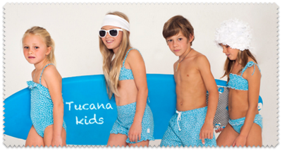 Tucana Kids en el Showroom de Compritas