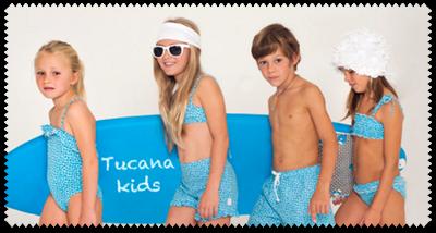 Tucana Kids en el Showroom de Compritas