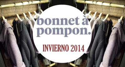 La colección Invierno 2014 de Bonnet à Pompon