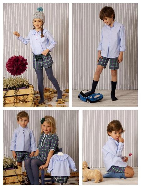 a gatas moda infantil 1