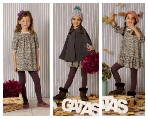 a gatas moda infantil 4