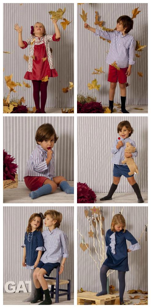 a gatas moda infantil 5