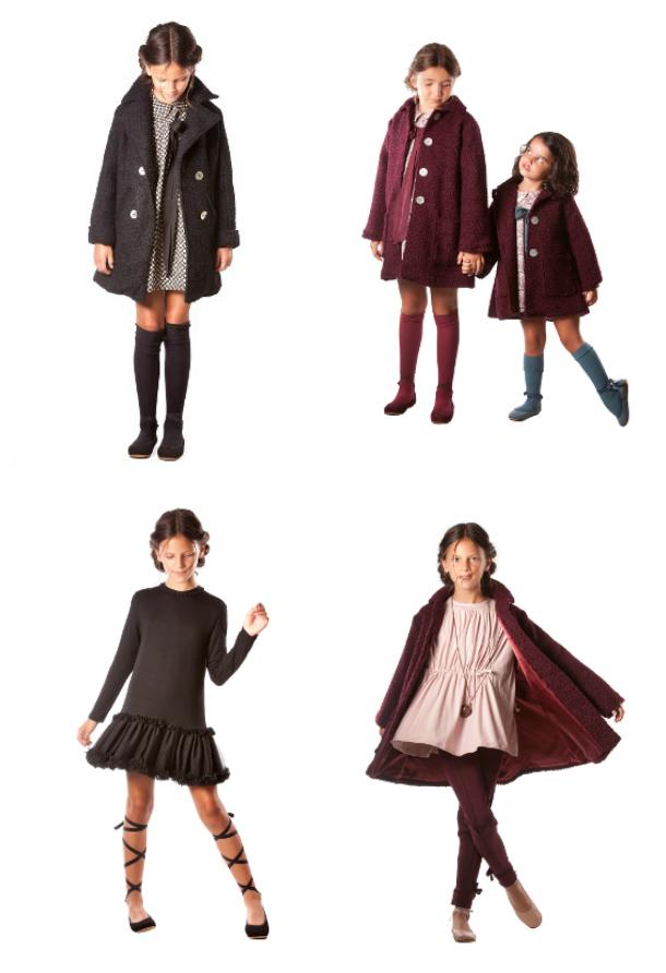 Belle chiara y la peque a costura moda infantil - Compritas para los peques ...