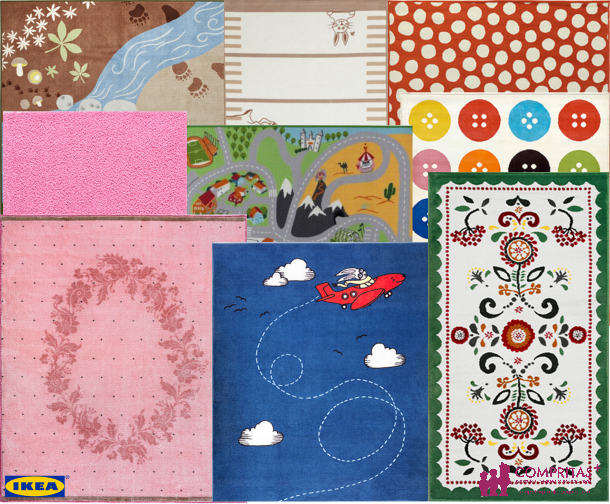 Alfombras redondas infantiles alfombras infantiles que - Alfombras redondas infantiles ...