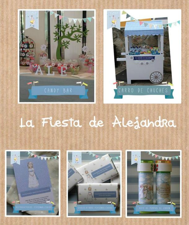 15 La Fiesta de Alejandra