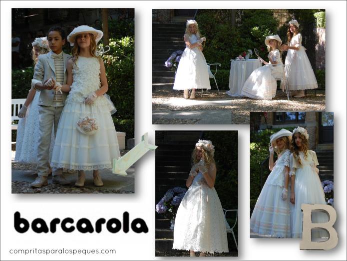 BARCAROLA COMUNION