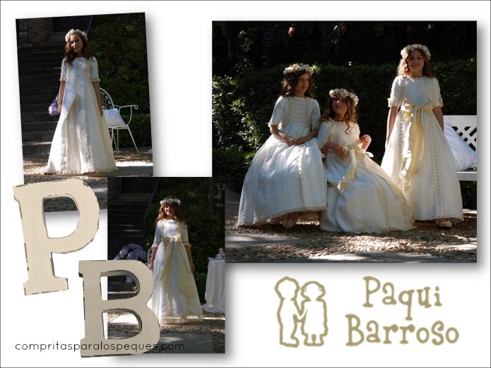 PAQUI BARROSO COMUNION