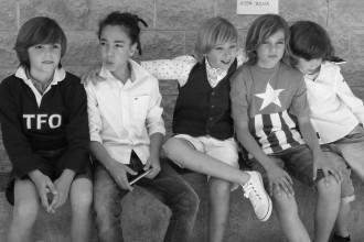 niños comunion 2016