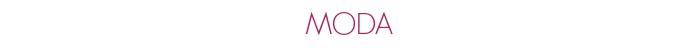 MODA COMUNION