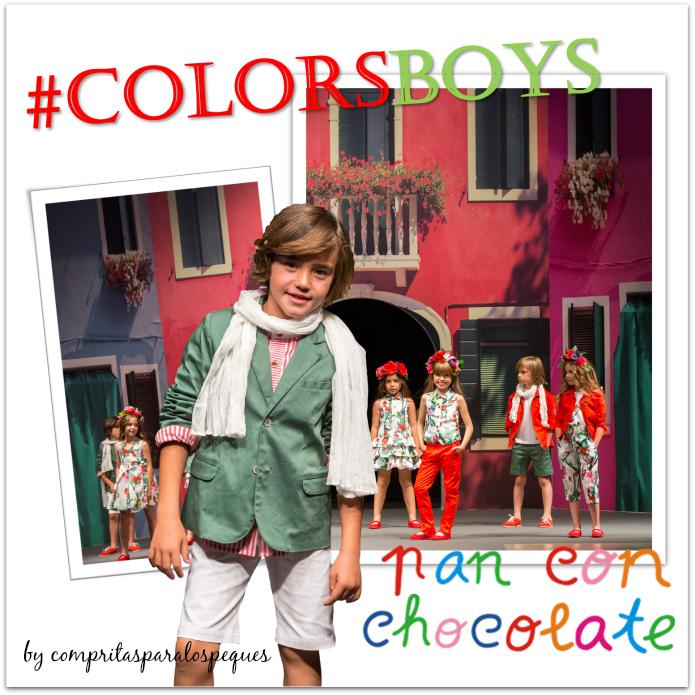 panconchocolate moda infantil