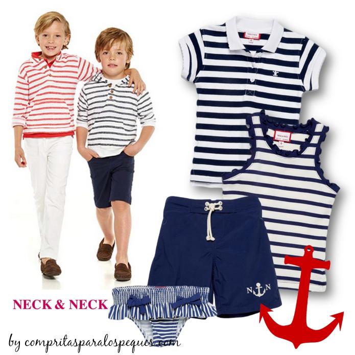 neckandneck blog moda infantil
