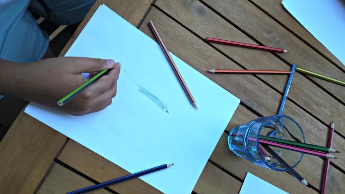 dibujos niños staedtler