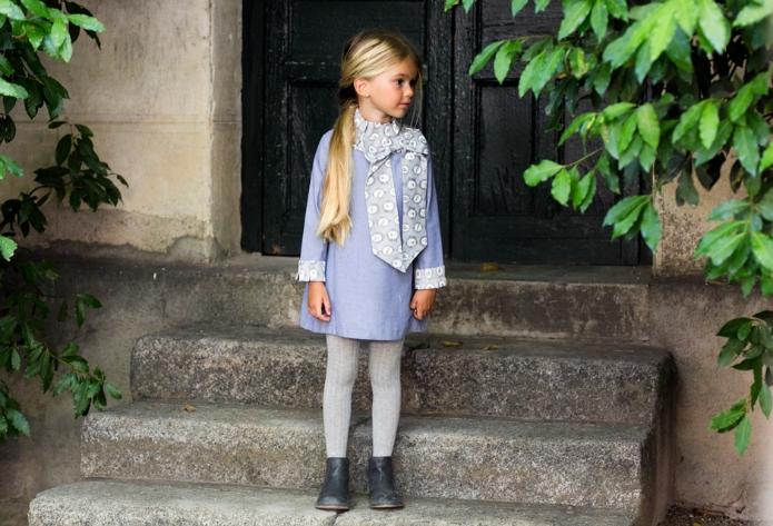 vestidos niña aiana larocca