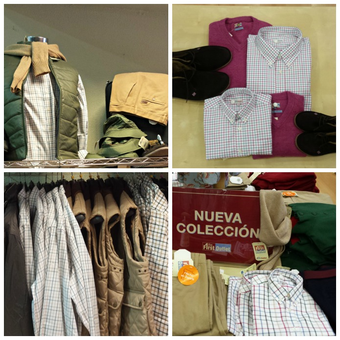 THEFIRSTOUTLET ROPA HOMBRE