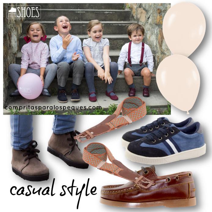 minishoes zapatos niños