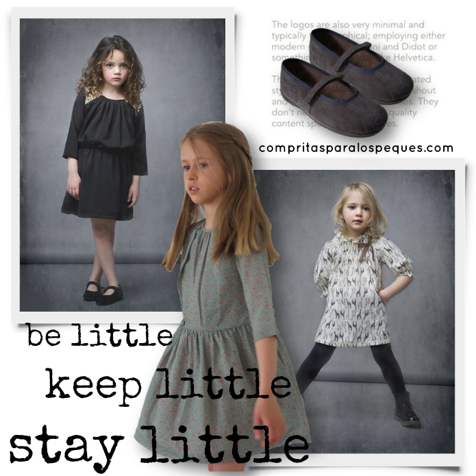 staylittle moda infantil
