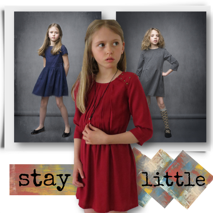 staylittle ropa niñas