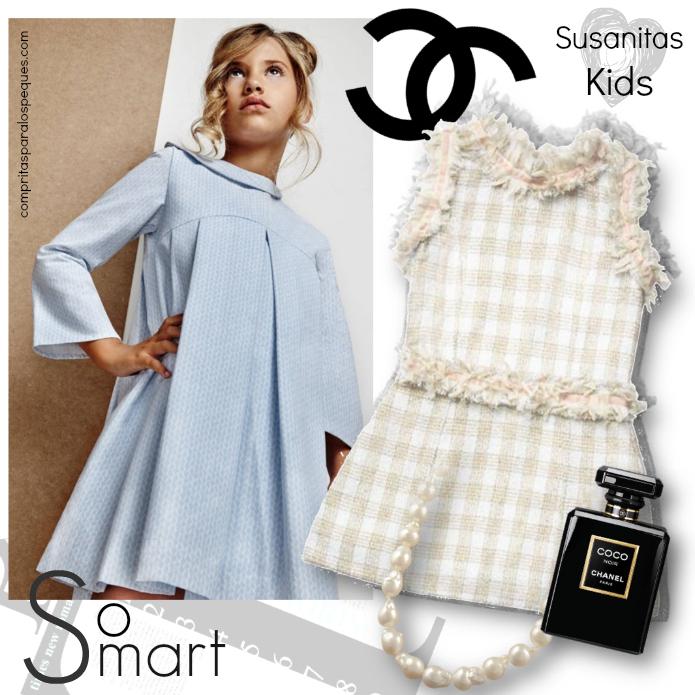 blog moda infantil chanel
