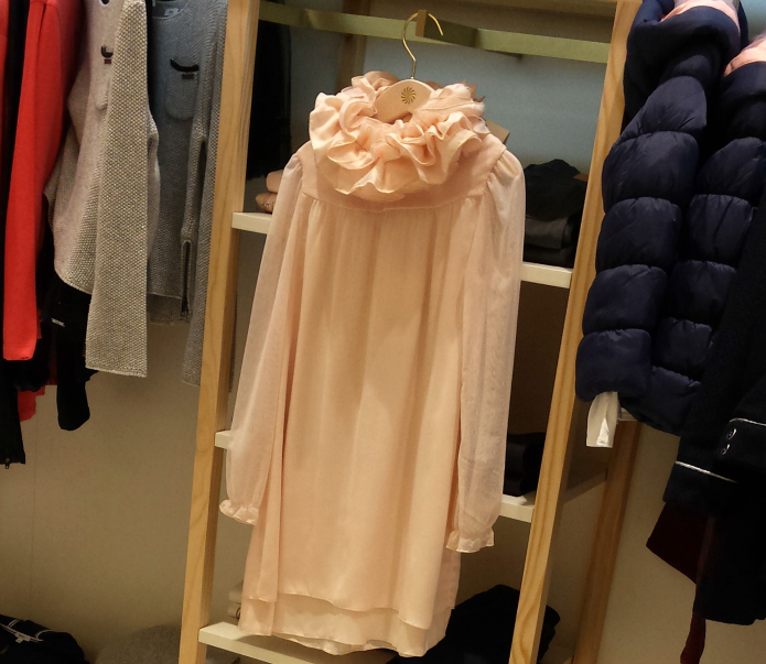 vestido carrement beau