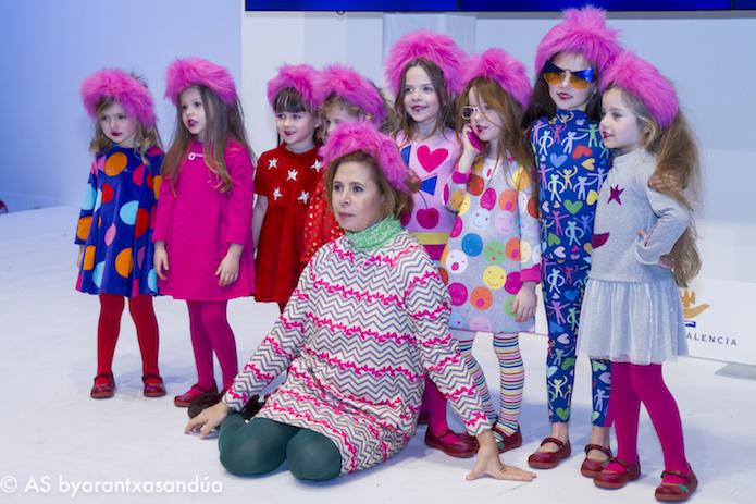 desfile agatha ruiz de la prada fimi blog moda infantil