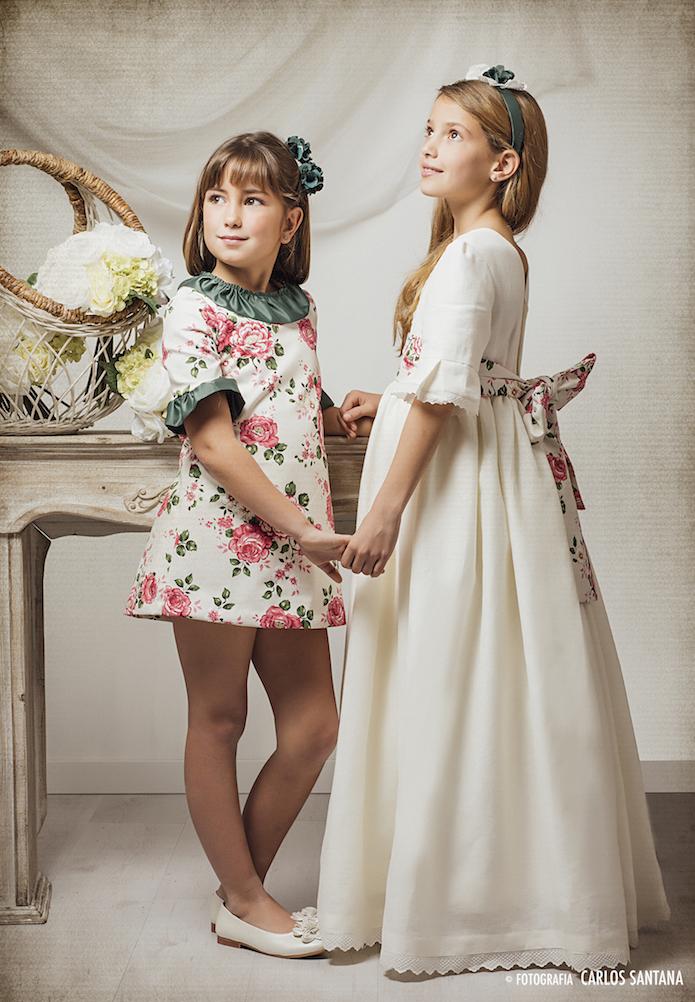 vestidos comunion 2016 blog moda infantil