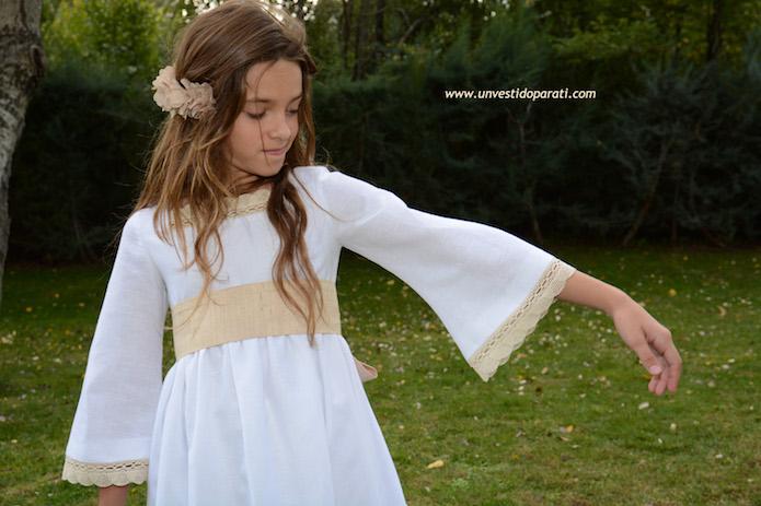vestidos comunion baratos