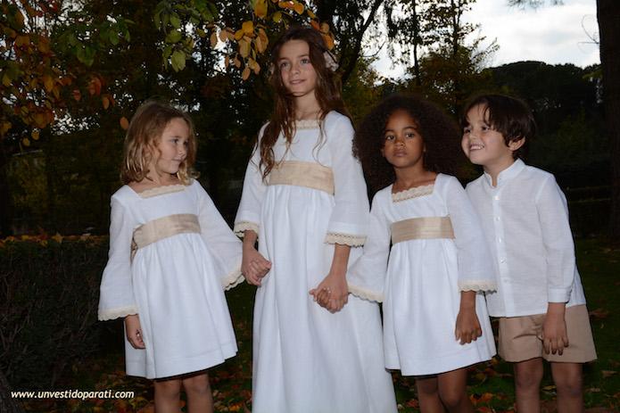vestidos invitados comunion blog moda infantil