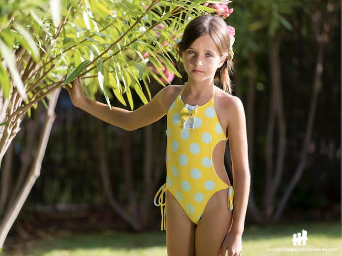 Moda De Baño   Bano Manuela Montero 2016 Blog Moda Infantil Compritas Para Los