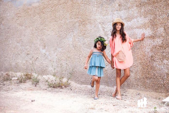 coleccion verano bellechiara blog moda infantil