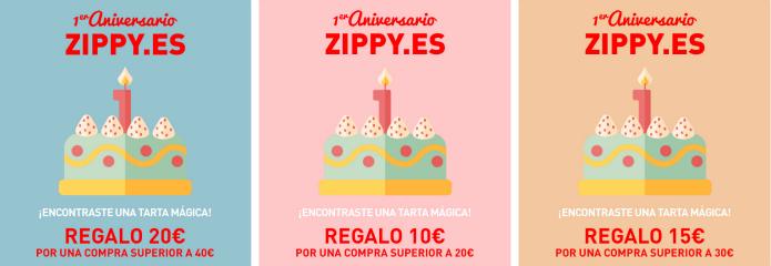 descuentos zippy un año