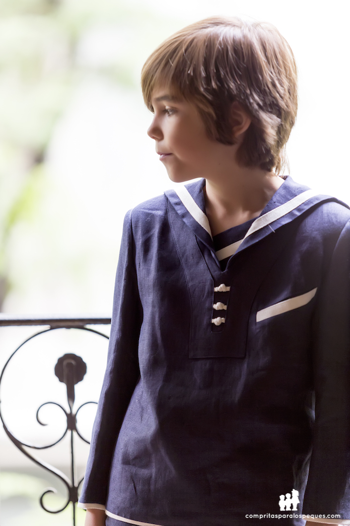 modelo blog moda infantil