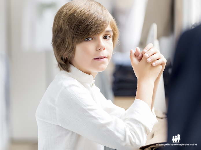 niños comunion blog moda infantil