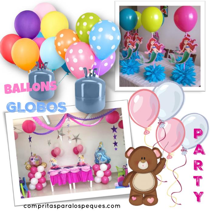 comprar helio globos