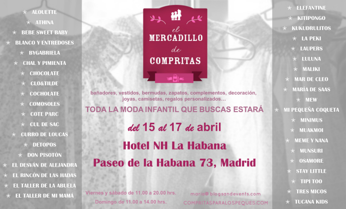 mercadillo blog moda infantil