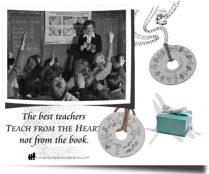 regalos profesores originales