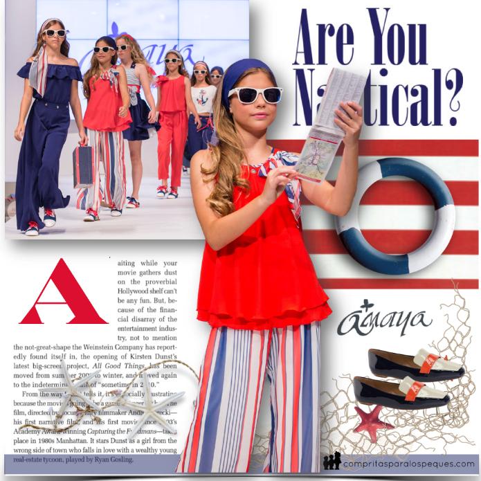 amaya blog moda infantil