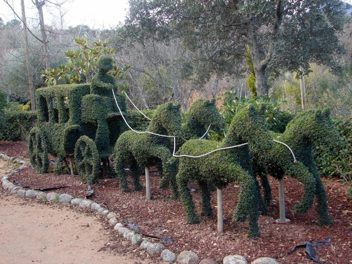 bosque encantado madrid