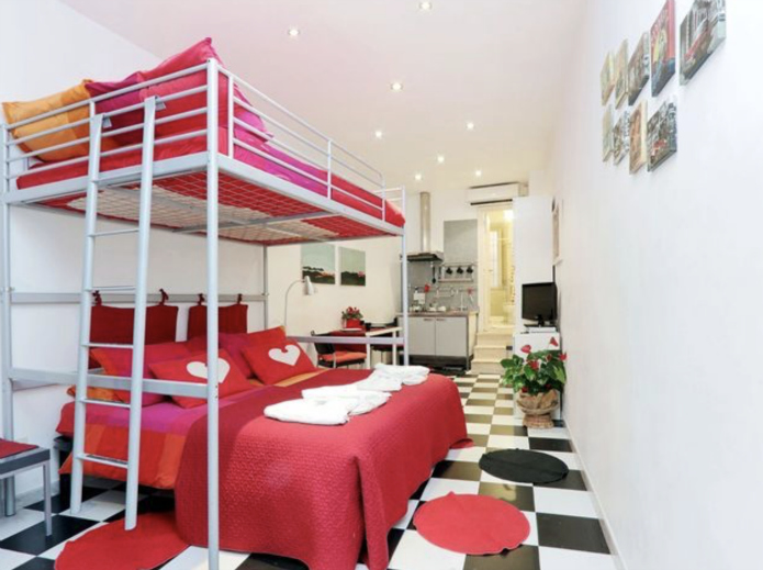 hundredrooms apartamentos