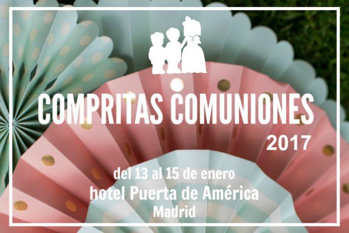 CASI CUARENTA FIRMAS PARTICIPAN EN LA PRÓXIMA EDICIÓN DE COMPRITAS COMUNIONES