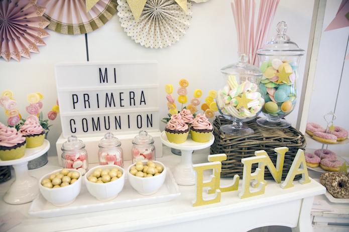 Chuches y candy bar comuniones compritas para los peques for Ideas para mesas de chuches