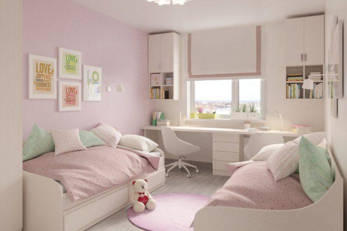 10 Ideas Para Decorar Dormitorios Infantiles Compritas Para Los Peques